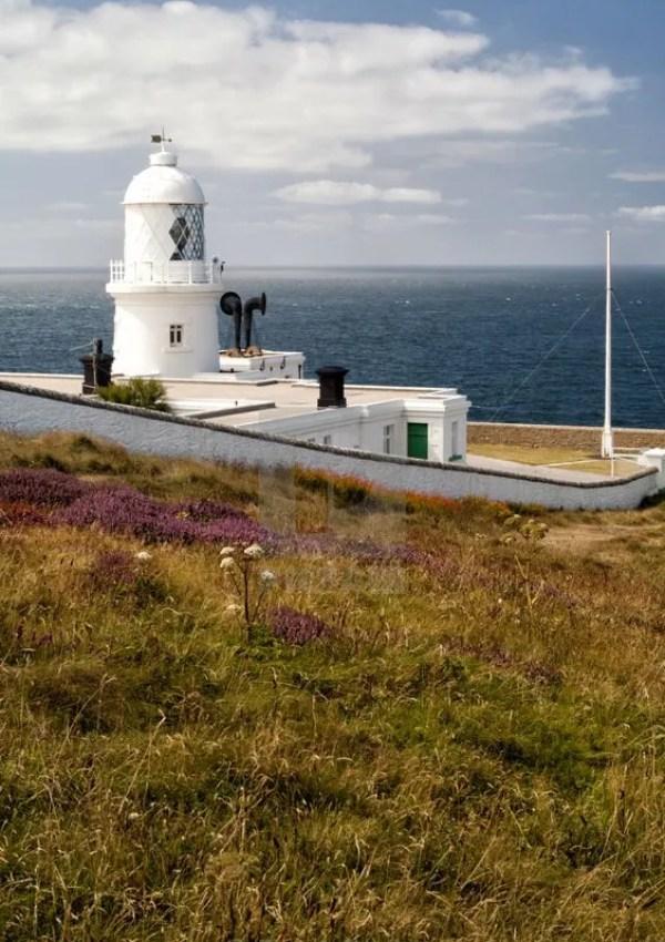 Pendeen Lighthouse West Cornwall