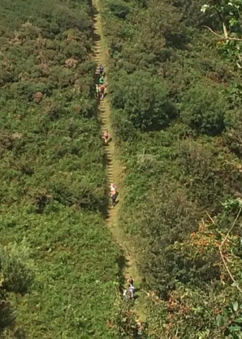 Race Review The Roseland August Trail RAT Trail Running Race Ultramarathon Portloe Start