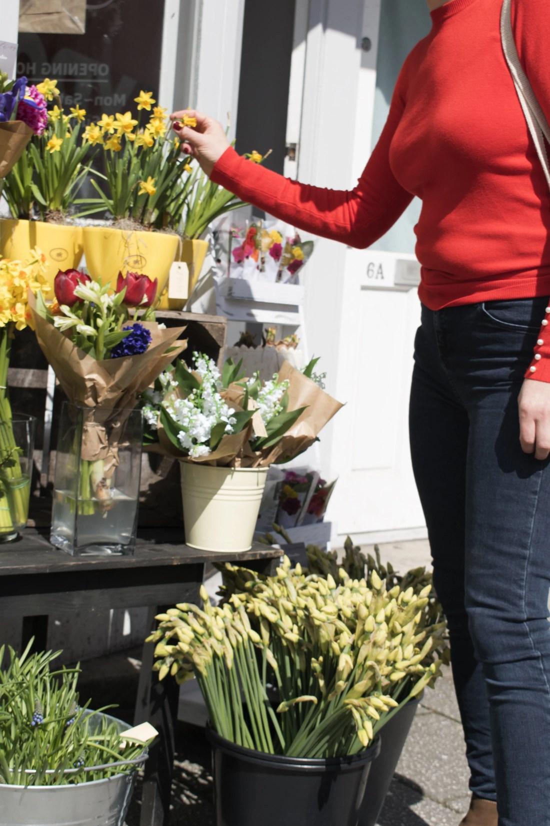 Joy Spring Delight Seasons Seasonal Plants Living Life Intentional Slow Mindful Nature