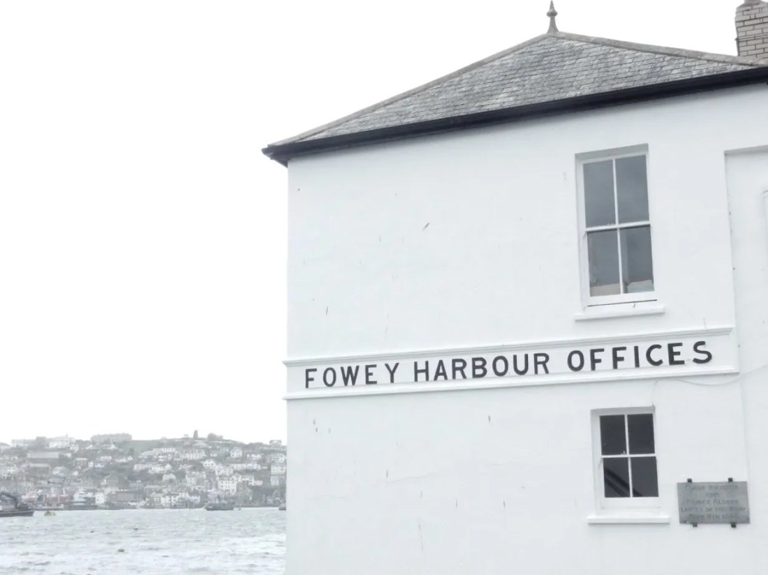 Harbour Office Fowey