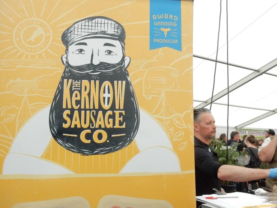 Kernow Sausage Compary Food