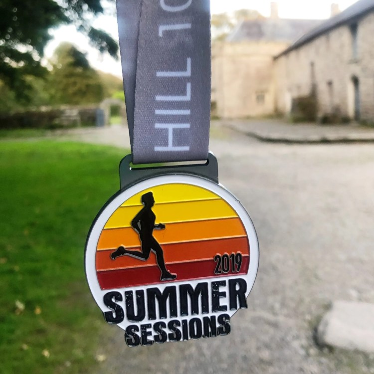 Summer Sessions Medal Godolphin House