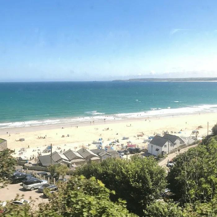 Carbis Bay Cornwall