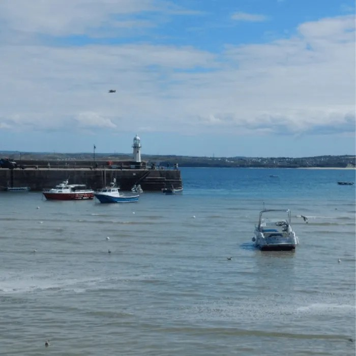 Smeatons Pier, St Ives