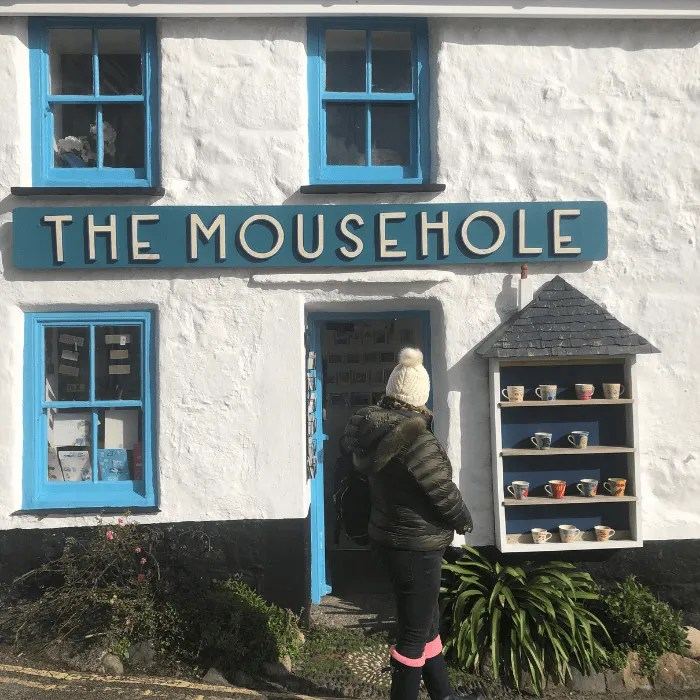 The Mousehole Shop