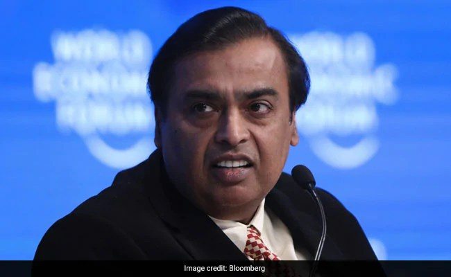 Mukesh Ambani Reveals 3 Areas Where He Would Like To Leave His Legacy