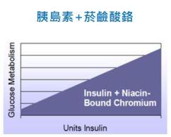 降血糖保健食品推薦:菸鹼酸鉻 協助胰島素降血糖