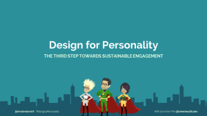 Design for Personality - The Greatness Studio
