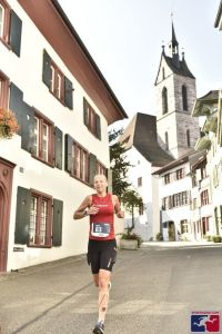 Basel marathon Heidi