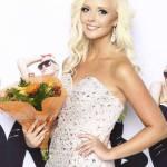 Frida Fornander~Miss Earth Sweden2014