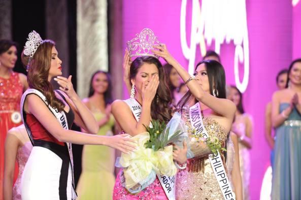 Mary Jean Lastimosa - Miss Universe Philippines 2014