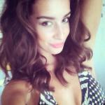 Nikola Buranská Miss Earth Czech Republic 2014