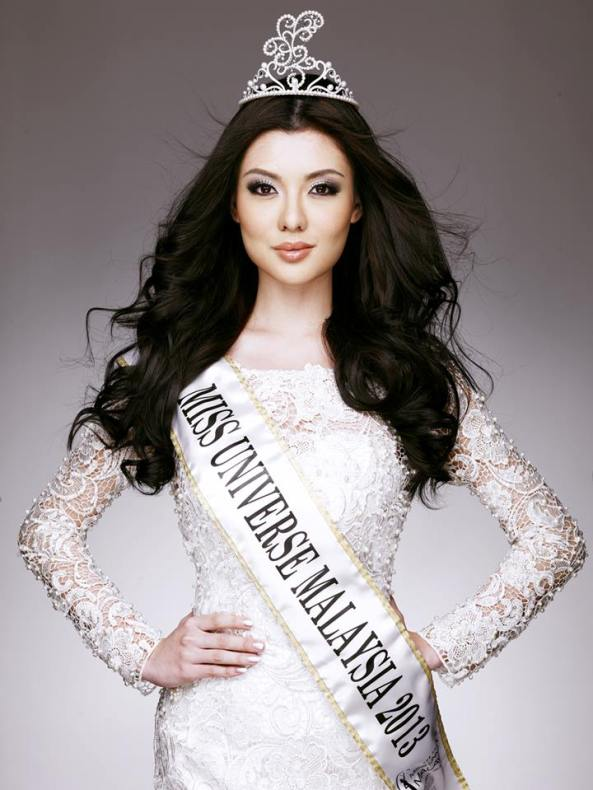 Carey Ng, Miss Universe Malaysia 2013