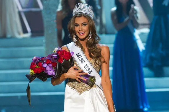 Erin Brady, Miss USA 2013 winner