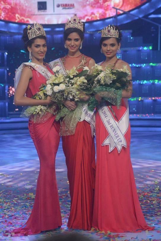 (L to R: Jhataleka Malhotra, Koyal Rana, Gail Da Silva)