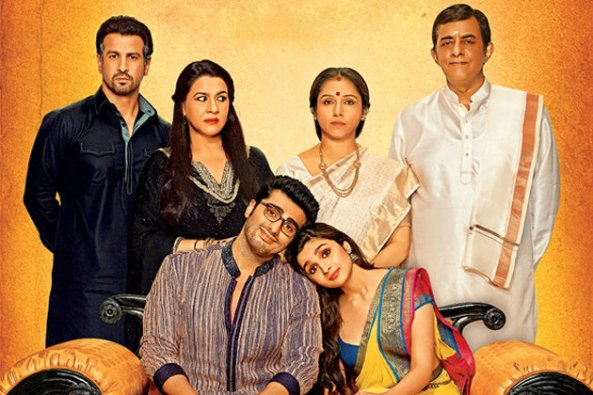 Amrita Singh & Revathi add a lot to the movie, even the other supporting cast