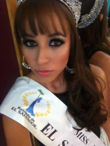 Jacqueline Magana, El Salvador