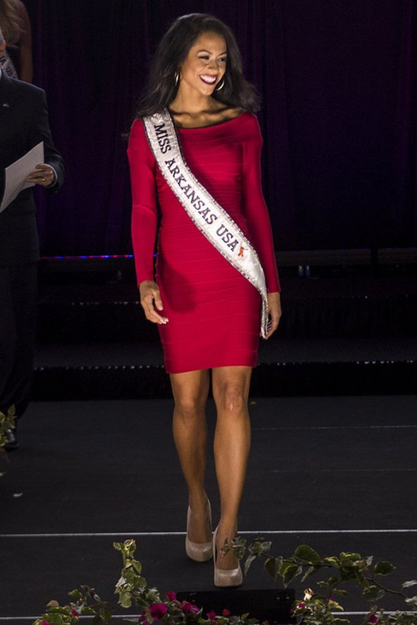 Helen Wisner, Miss Arkansas USA 2014