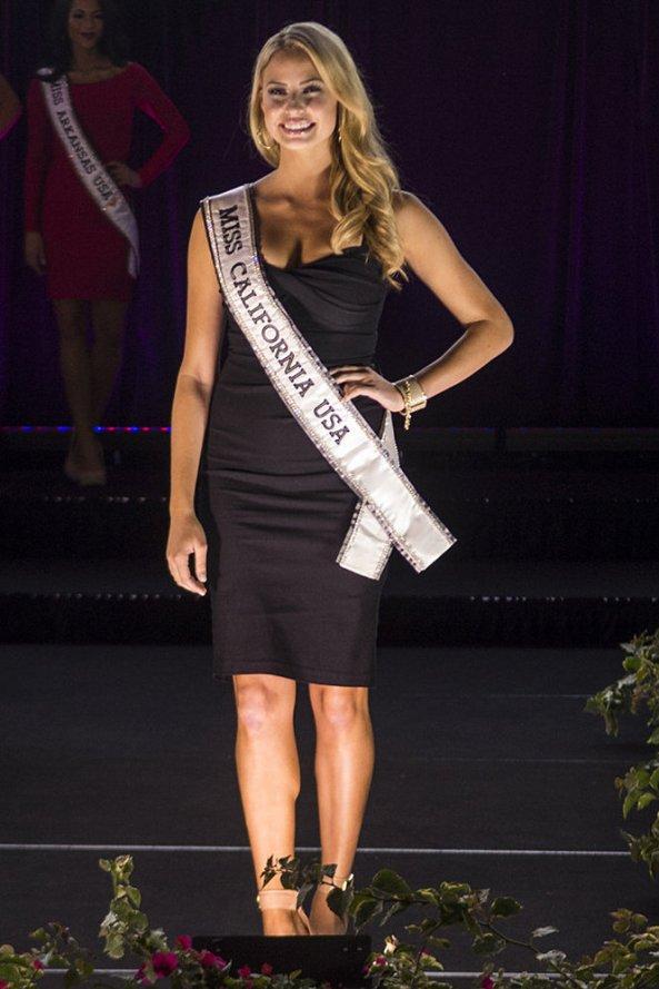 Cassandra Kunze, Miss California USA 2014