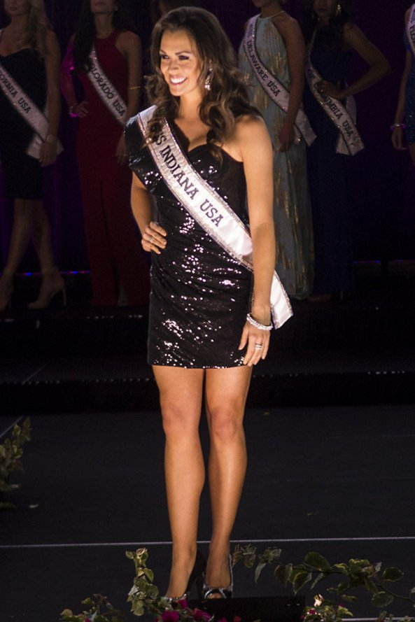 Mekayla Diehl, Miss Indiana USA 2014