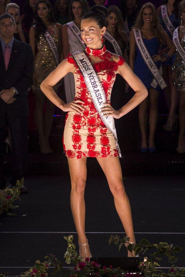 Amanda Soltero, Miss Nebraska USA 2014