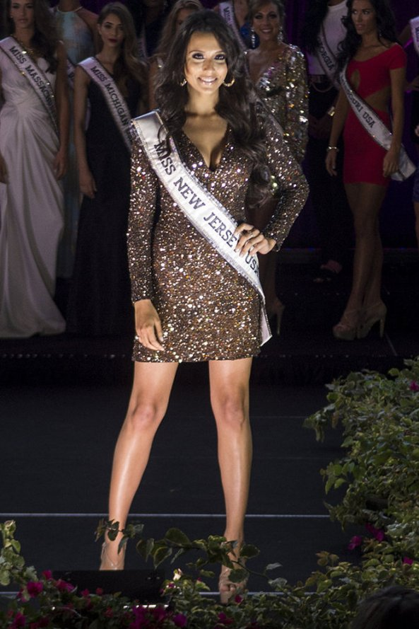 Emily Shah, Miss New Jersey USA 2014