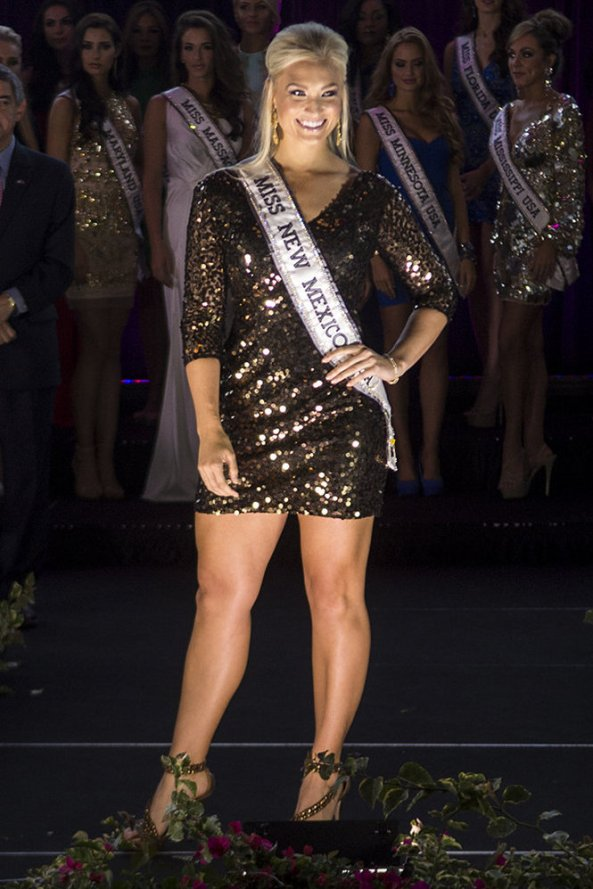 Kamryn Blackwood, Miss New Mexico USA 2014