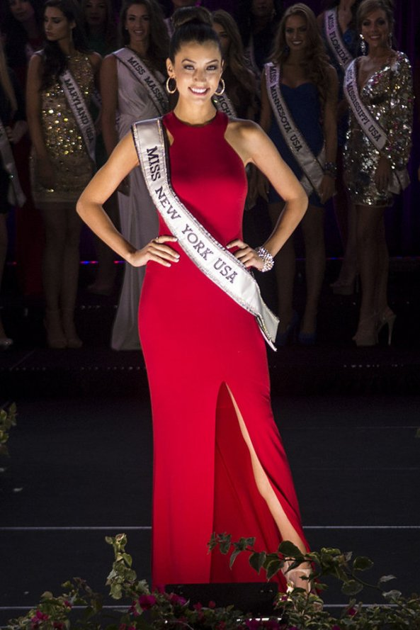 Candace Kendall, Miss New York USA 2014