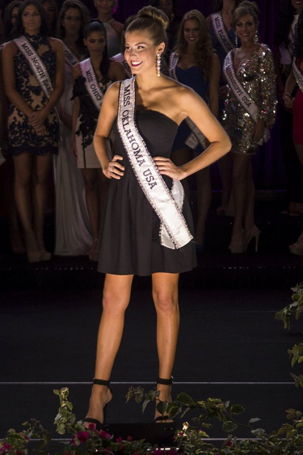 Brooklynne Young, Miss Oklahoma USA 2014