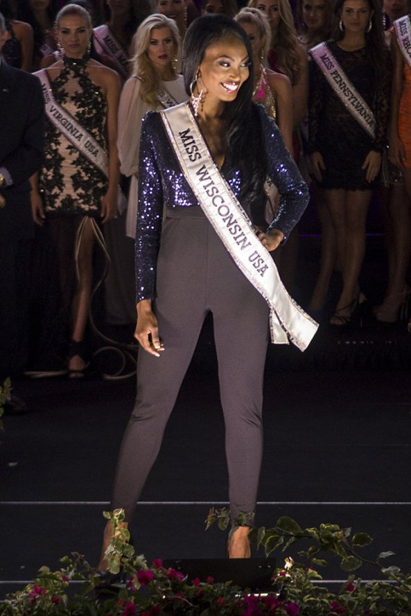 Bishara Dorre, Miss Wisconsin USA 2014
