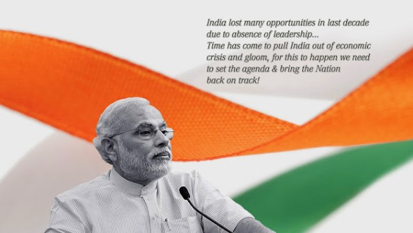 Narendra Modi, Prime Minister of India