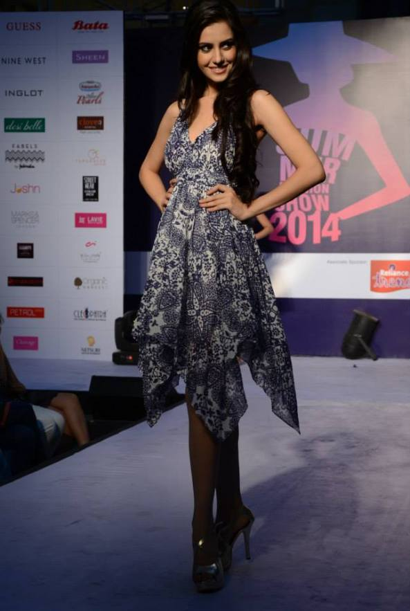 Koyal Rana ~ Femina Miss India World 2014