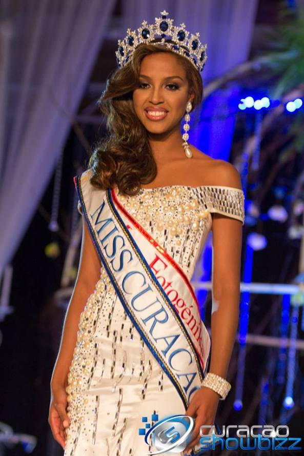 Miss CURACAO UNIVERSE 2014  - LAURIEN ANGELISTA