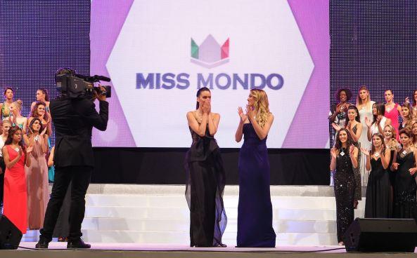 Silvia Cataldi~Miss World Italy 2014