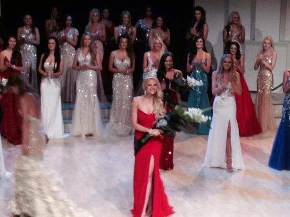 Grace Levy ~Miss Universe GB2014
