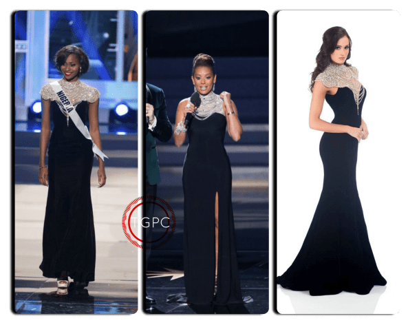 Miss Nigeria Universe 2013 during the Miss Universe 2013 Preliminary Evening gown round. Former Spice girl & host for the Miss Universe 2013 Pageant Mel B  during the Miss Universe 2013 Finale.Miss Iowa USA 2014 Carlyn Bradarich poses for the evening gown Portrait at Miss USA 2014.