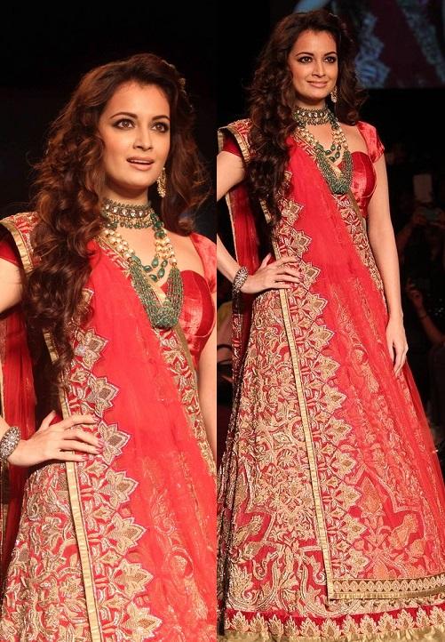 Shyamal Bhumika Show at Lakme Fashion Week Winter Festive 2013 (26)