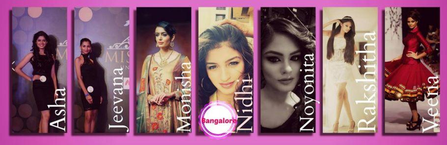 Asha Bhat, Jeevana Vishwanathan, Jeevana Vishwanathan Monisha Ramesh,Nidhi Agerwal, Noyonita Lodh Noyonita Lodh, Rakshitha Harimurthy,Veena Singh