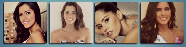 Paulina Vega ~Miss Universe Colombia 2014