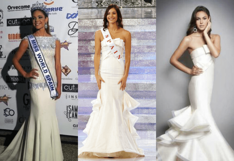 Elena Ibarbia Jiménez~Miss World Spain 2013