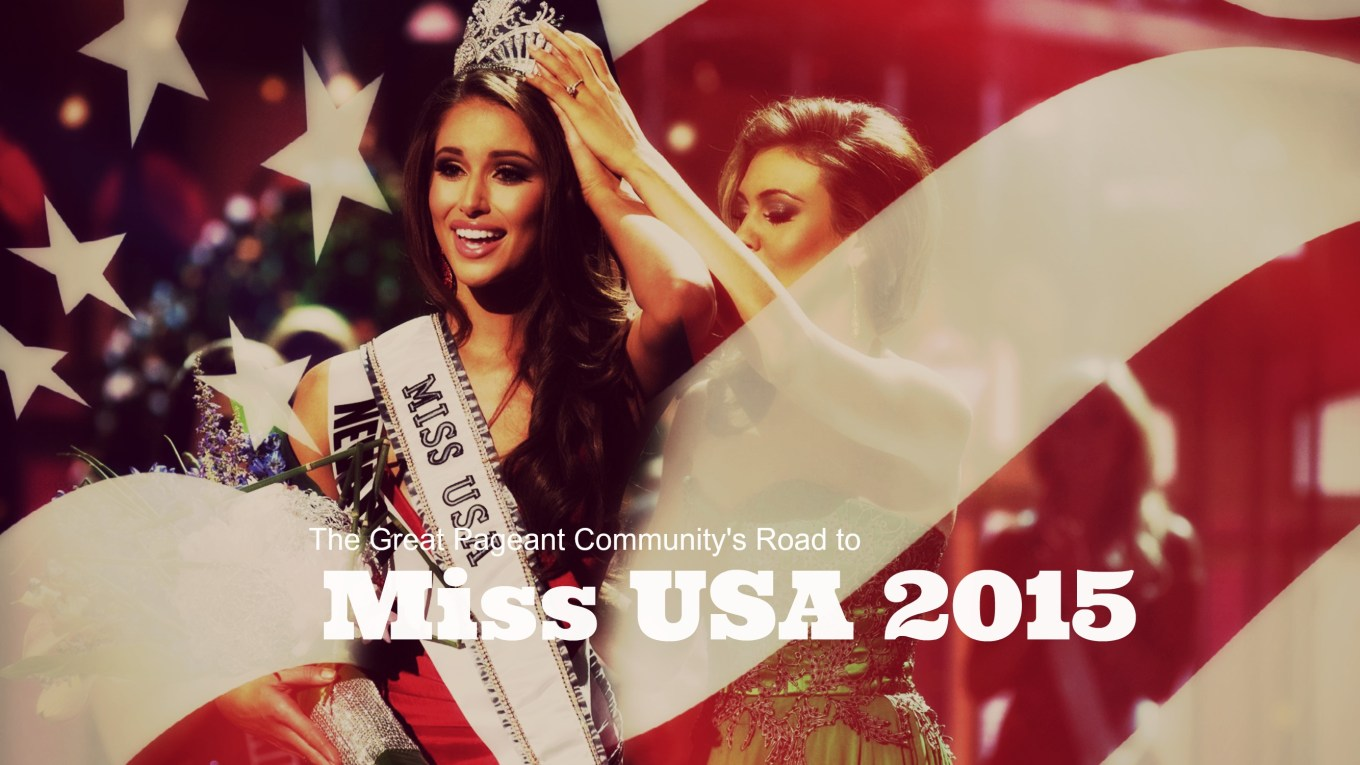 Nia Sanchez ~Miss USA 2014