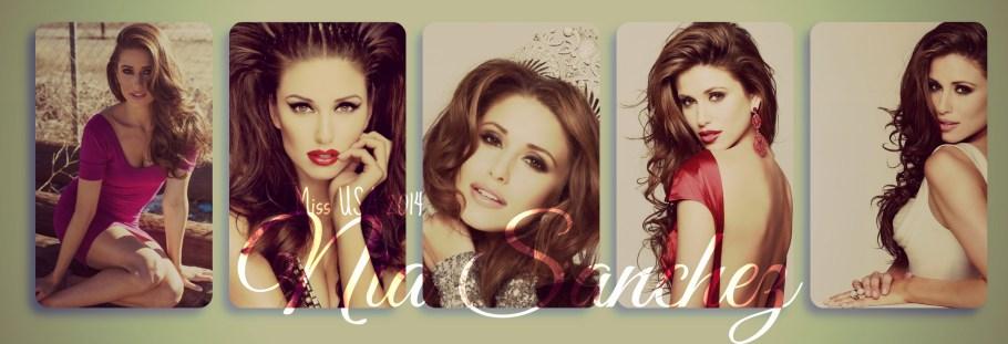 Nia Sanchez ~Miss USA 2014
