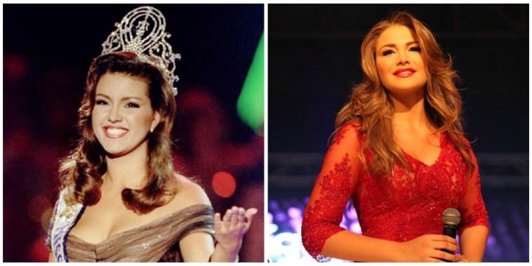 Alicia Machado ~Miss Universe 1996 & Miss Venezuela 2013 ~Migbelis Castellanos