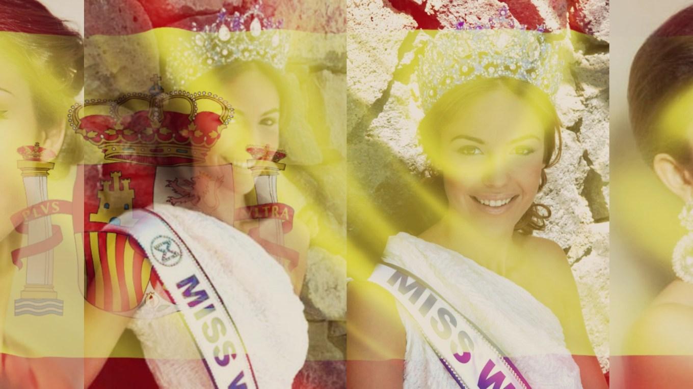Elena Ibarbia Jiménez~Miss World Spain 2013
