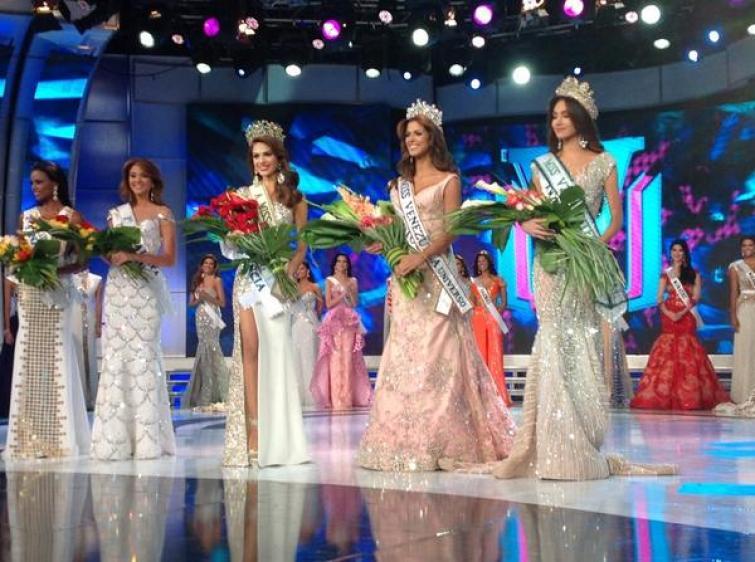 Miss Venezuela top 5