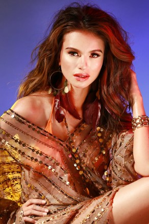 Valerie Weigmann~Miss World Philippines 2014