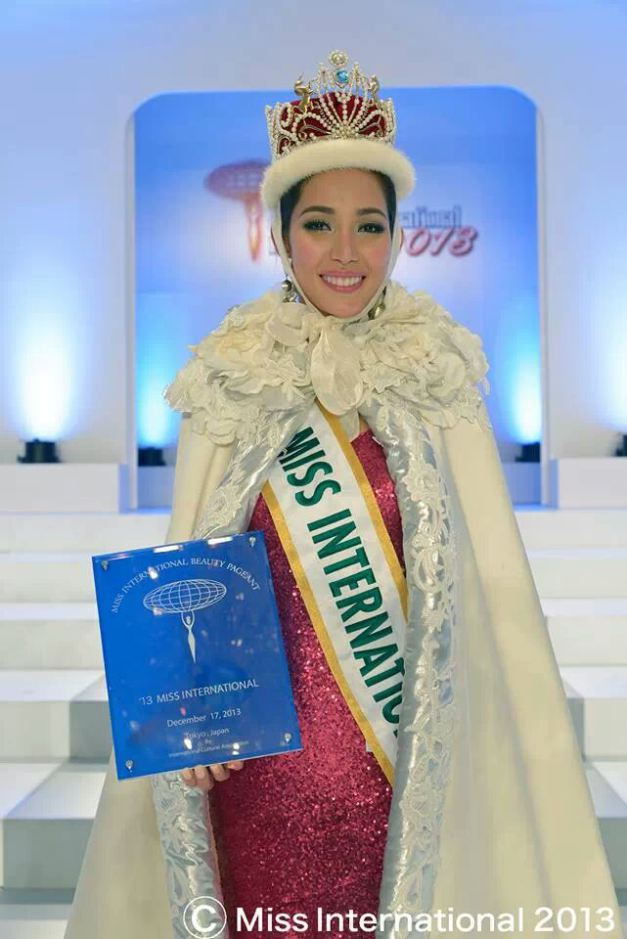MISS INTERNATIONAL 2013 ~BEA ROSE SANTIAGO