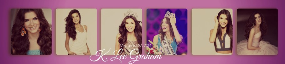 K.Lee Graham~ Miss Teen USA 2014