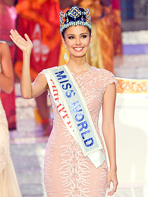 Miss World 2013 ~Megan Young