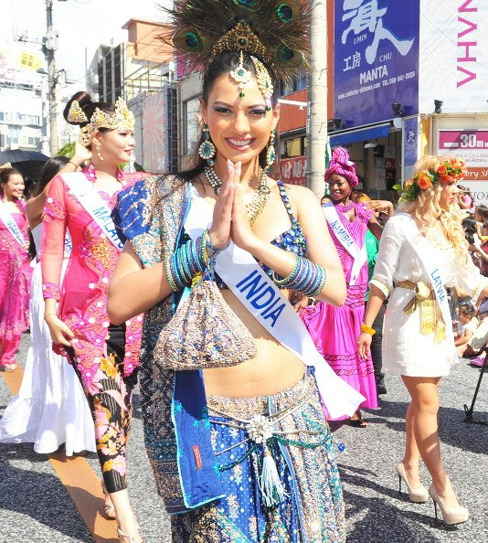 Miss India International 2012, Rochelle Rao